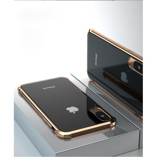 iPhoneケース iPhone XR XS Max ケース クリア ストラップ機能 iPhone8 Plus iPhone7 Plus ケース iPhoneX iPhone6s 6 Plus カバー 耐衝撃 ガラスフィルム付き|k-seiwa-shop|15