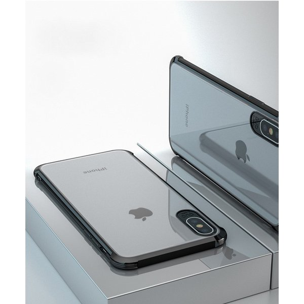 iPhoneケース iPhone XR XS Max ケース クリア ストラップ機能 iPhone8 Plus iPhone7 Plus ケース iPhoneX iPhone6s 6 Plus カバー 耐衝撃 ガラスフィルム付き|k-seiwa-shop|16