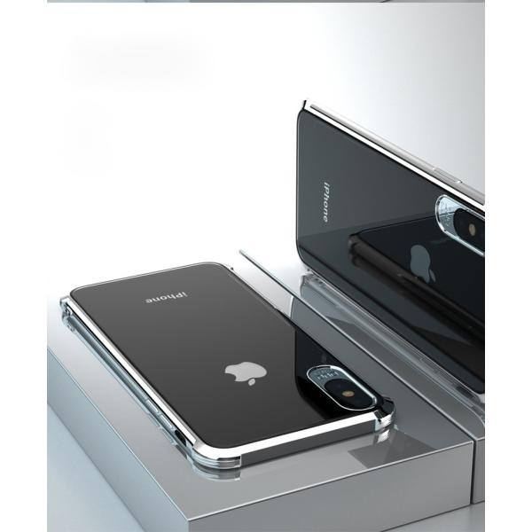 iPhoneケース iPhone XR XS Max ケース クリア ストラップ機能 iPhone8 Plus iPhone7 Plus ケース iPhoneX iPhone6s 6 Plus カバー 耐衝撃 ガラスフィルム付き|k-seiwa-shop|17
