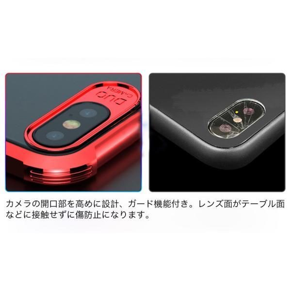 iPhoneケース iPhone XR XS Max ケース クリア ストラップ機能 iPhone8 Plus iPhone7 Plus ケース iPhoneX iPhone6s 6 Plus カバー 耐衝撃 ガラスフィルム付き|k-seiwa-shop|04