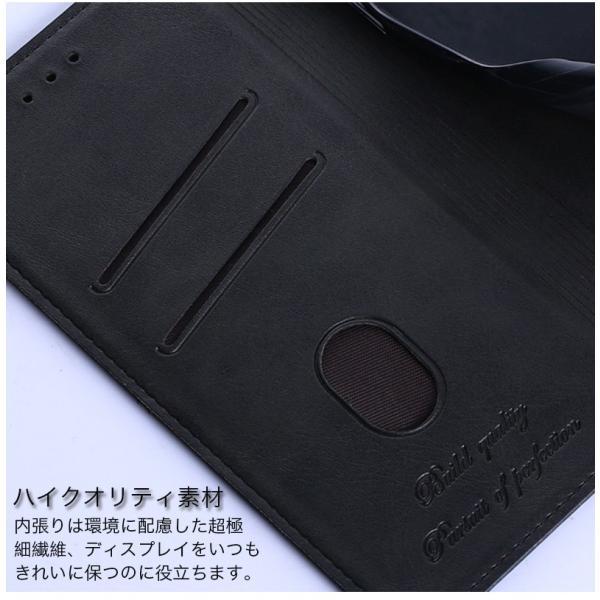 Xperia XZ3 ケース 手帳型 Xperia XZ2 ケース 耐衝撃 Xperia XZ1 ケース 手帳型 Xperia XZ ケース おしゃれ XZs カバー カード収納 マグネット式 SOV39 801SO k-seiwa-shop 06