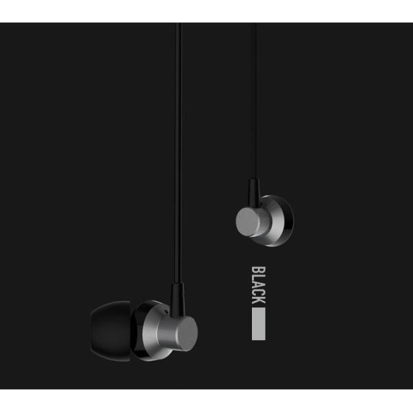 イヤホン 高音質 カナル型 有線 マイク リモコン付 通話 音楽 イヤフォン iPhoneXS Max iPhoneXR Android iPad iPod スマホ 多機種対応|k-seiwa-shop|11