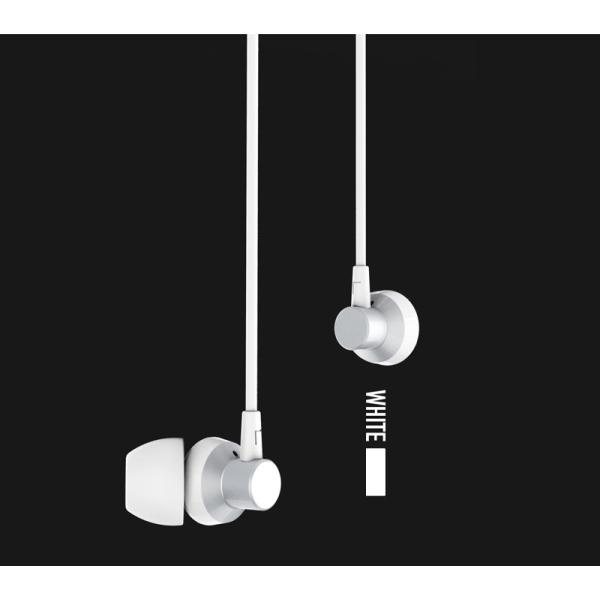 イヤホン 高音質 カナル型 有線 マイク リモコン付 通話 音楽 イヤフォン iPhoneXS Max iPhoneXR Android iPad iPod スマホ 多機種対応|k-seiwa-shop|12