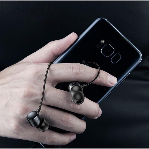 イヤホン 有線 iPhone カナル型 高音質 イヤフォン マイク付き リモコン付き ダイナミック型 通話 音楽 アルミ二ウム合金製 Android iPad スマホ 多機種対応|k-seiwa-shop|14