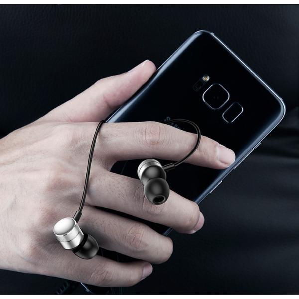 イヤホン 有線 iPhone カナル型 高音質 イヤフォン マイク付き リモコン付き ダイナミック型 通話 音楽 アルミ二ウム合金製 Android iPad スマホ 多機種対応|k-seiwa-shop|15