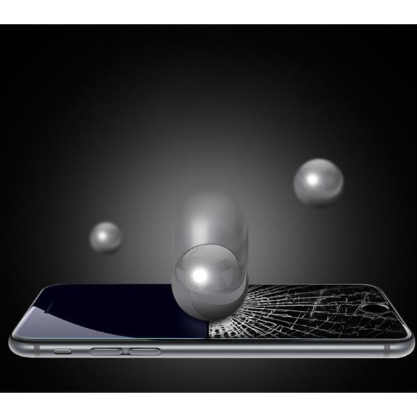 2枚/セット iPhoneXS Max XS XR X フィルム iPhone8Plus 8 7Plus 7 ブルーライトカット iPhone6sPlus 6Plus 6s 6 SE 5s 5 保護フィルム 耐衝撃 3D 極薄|k-seiwa-shop|07