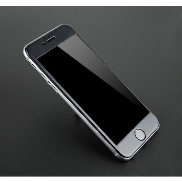 iPhone6s Plus / iPhone6 Plus 強化ガラス iPhone6s / iPhone6 ガラスフィルム 日本旭硝子製素材 衝撃吸収 9H マットタイプ ブルーライトカット|k-seiwa-shop|17