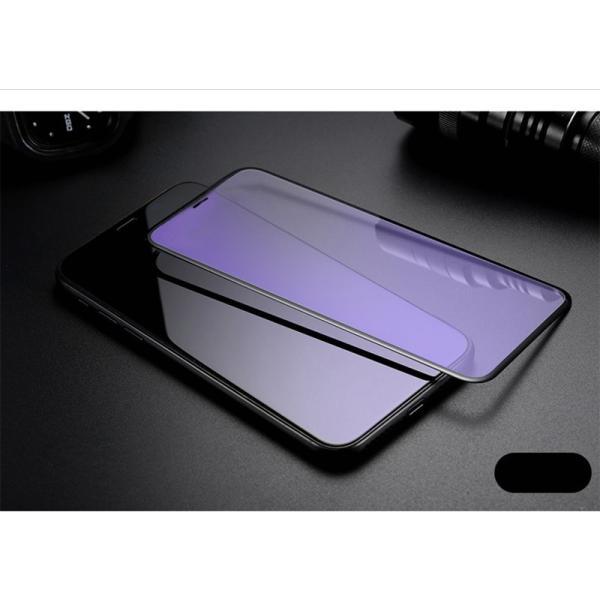 2枚セット iPhoneXSMax クリアケース同梱 iPhoneXS ガラスフィルム ブルーライトカット iPhoneXR 日本旭硝子製素材 9H硬度 耐衝撃 アイフォンX 液晶保護フィルム|k-seiwa-shop|12