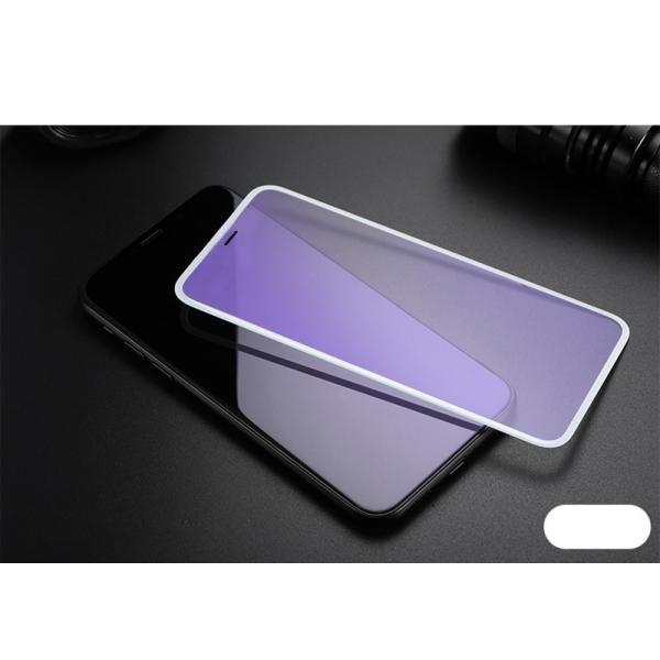 2枚セット iPhoneXSMax クリアケース同梱 iPhoneXS ガラスフィルム ブルーライトカット iPhoneXR 日本旭硝子製素材 9H硬度 耐衝撃 アイフォンX 液晶保護フィルム|k-seiwa-shop|13