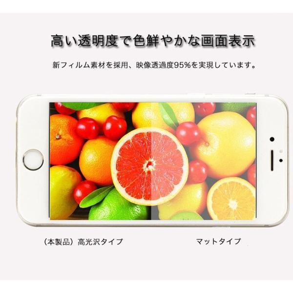 2枚セット iPhoneXSMax XS XR X 8 Plus 8 7 Plus 7 6s Plus 6 Plus 6s 6 ガラスフィルム ブルーライトカット 日本旭硝子製素材 9H硬度 耐衝撃 気泡レス 指紋防止 k-seiwa-shop 14