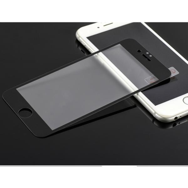 iPhone XS Max iPhone XR ガラスフィルム iPhone8Plus 7Plus XS X 強化ガラス iPhone8 7 6s 6 Plus 日本旭硝子製素材 9H 全面保護 マットタイプ 透明ケース同梱 k-seiwa-shop 09