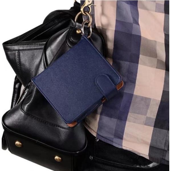 iQOS アイコス 専用 2.4 Plus 新型iQOS対応 iQOSケース 財布型 カード収納 カバー 電子たばこ バッグ レザー 革 ポーチ ホルダー カラビナ取付可|k-seiwa-shop|14