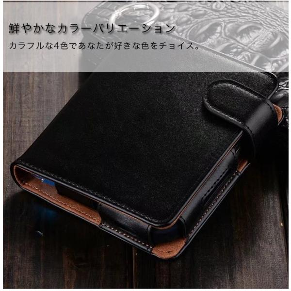 iQOS アイコス 専用 2.4 Plus 新型iQOS対応 iQOSケース 財布型 カード収納 カバー 電子たばこ バッグ レザー 革 ポーチ ホルダー カラビナ取付可|k-seiwa-shop|10