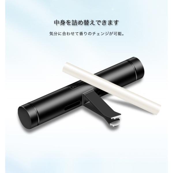 車用芳香剤 長持ち  カーフレグランス 車 消臭剤 エアフレッシュナー プラチナシャワー 置き型 おしゃれ カーアクセサリー 固体|k-seiwa-shop|10