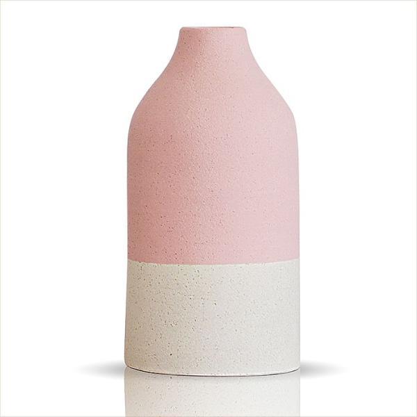 アロマ 超音波式 加湿器 北欧風 ノルディックスタイル 陶器カバー  ツートンカラー|k-style|04