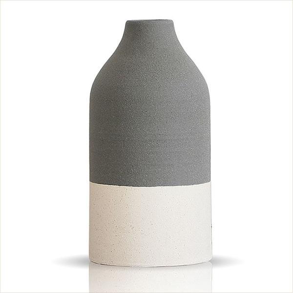 アロマ 超音波式 加湿器 北欧風 ノルディックスタイル 陶器カバー  ツートンカラー|k-style|05