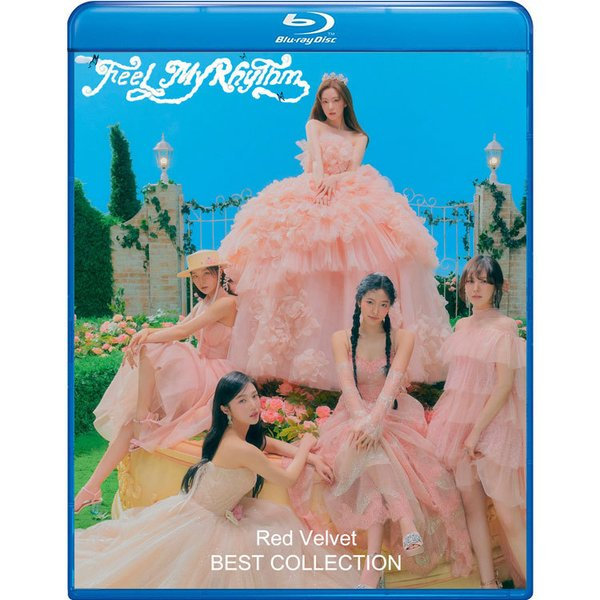 Blu-ray/ Red Velvet 2020 BEST COLLECTION★Psycho Umpah Umpah Zimzalabim/ レッドベルベット アイリーン スルギ ウェンディ ジョイ イェリ ブルーレイ