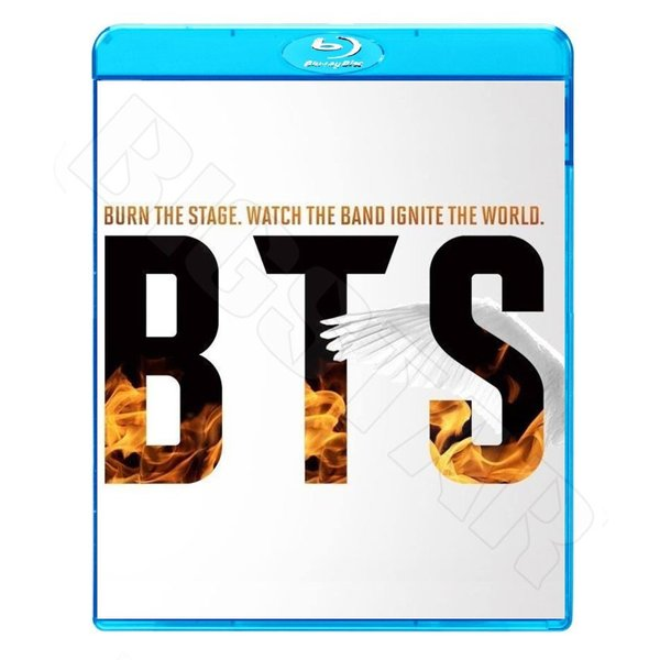 Blu-ray/BTS 防弾少年団 BURN THE STAGE ON BANGTAN TV (EP01-EP08)(日本語字幕あり)/ラップモンスター シュガ ジン ジェイホープ ジミン ブィ ジョングク