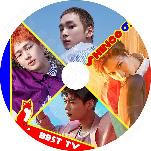 K-POP DVD/SHINee 2018 TV セレクト☆Our Page Tonight I Want