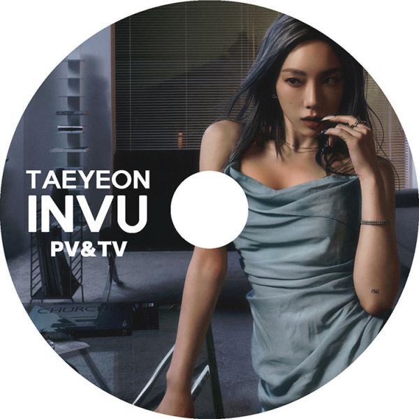 K-POP DVD/TAEYEON 2019 PV&TV セレクト★Four Season Page 0 Something New Make Me Love You/少女時代 SNSD テヨン KPOP DVD|k-styleshop