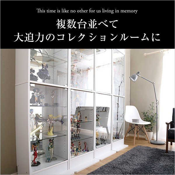 フィギュアラック パレス コレクションラック SALE セール YOG|ka-grande|21