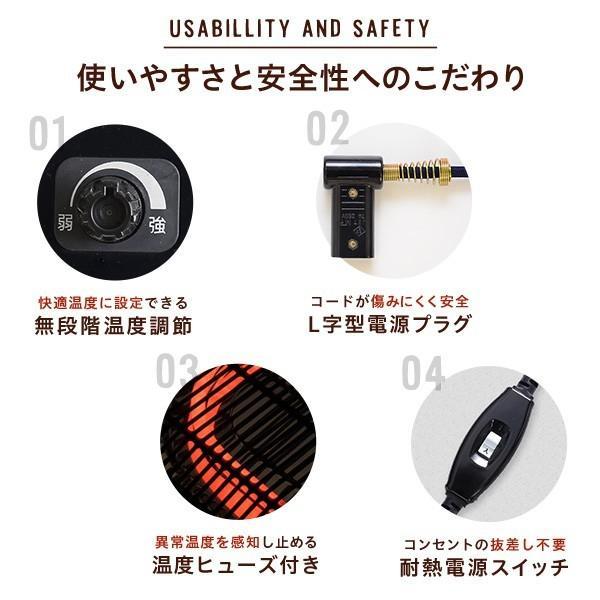 布団付きカジュアルこたつセット(68×68cm)日本メーカー製ヒーター、オールシーズン対応|COCOA-ココア- YOG|ka-grande|11