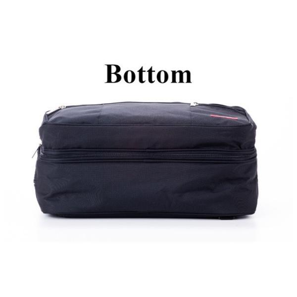 3wayバッグ リュック ビジネスバッグ ビジネスリュック 通勤 ブラック 黒 撥水 30代 40代 50代 SAXON サクソン P300D 3WAYビジネスバック 5173|kabanya|07