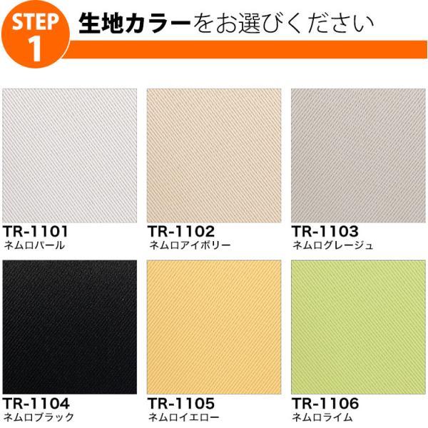 ロールスクリーン ロールカーテン 遮光2級「幅30〜45cm×高さ30〜60cm」|kabegami-doujou|05