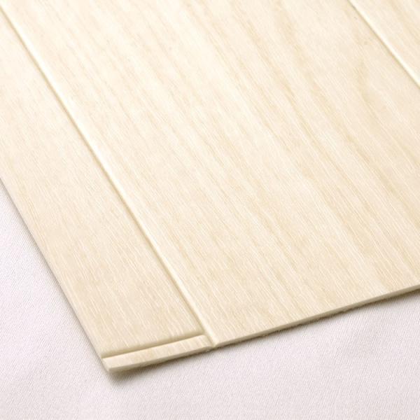 サンプル 住宅用 クッションフロア クッションシート 木目 ホワイト SCF-9419 メール便OK|kabegamiya-honpo|03