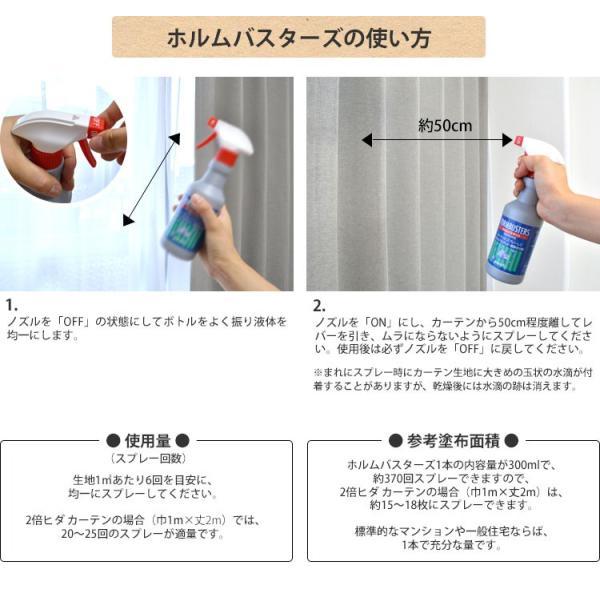3本購入でもう1本プレゼント 光触媒消臭剤 ホルムバスターズ HB-1(約370回スプレー可能)|kabegamiya-honpo|02