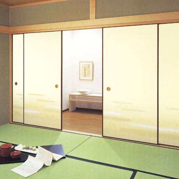 ふすまの引き手 自然のやさしい感触 メイプル塗装仕上 和やわらぎ 1730 (1個単位) kabegamiya-honpo 03