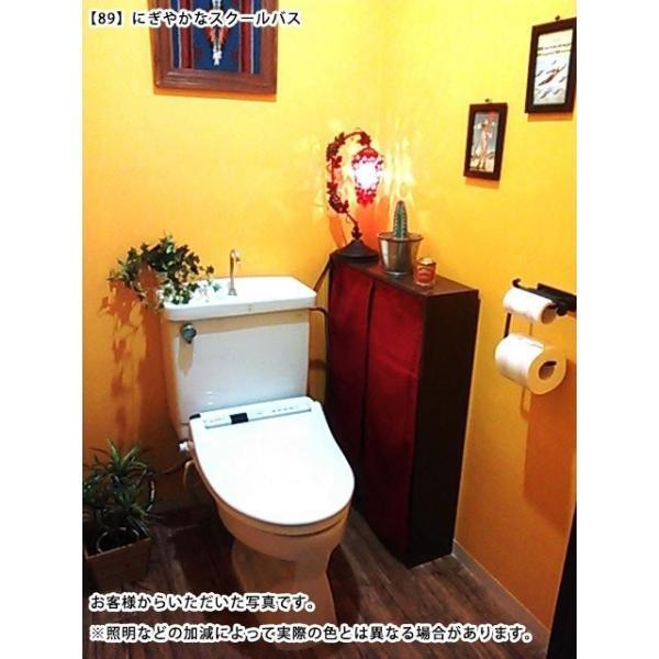 イマジンウォールペイント アメリカン ヴィンテージ カラーズ 2L 道具セット 黄色 茶色 緑 黄緑 ピンク 白 ベージュ グレー 黒 青 ブルー 水色 赤 レッド kabegamiya-honpo 09