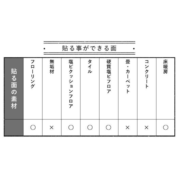 貼ってはがせるビンテージフロアシート1m単位で販売 kabegamiya-honpo 21