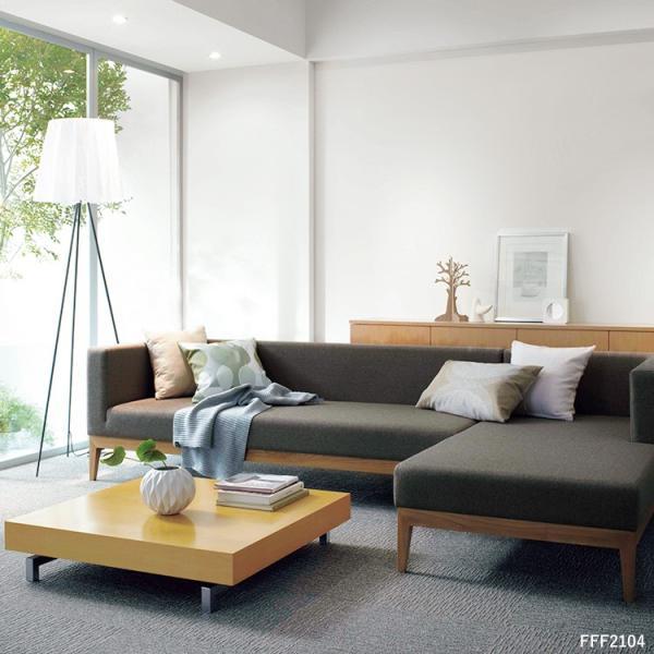 タイルカーペット おしゃれ 50×50cm 東リ 洗える 床暖房対応 ファブリックフロア スクエア2100 サイザループ|kabegamiya-honpo|08