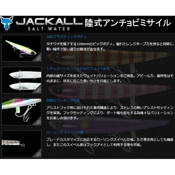 ※ジャッカル  陸式 アンチョビミサイル 35g  ブルピン JACKAL Land type Anchovy missile 4525807122374
