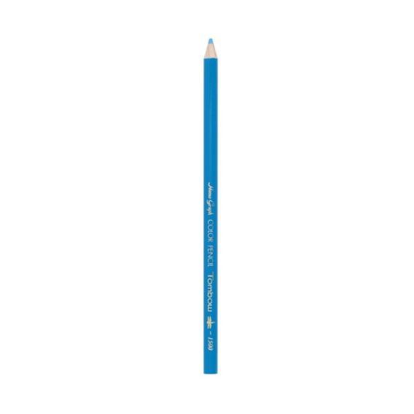AC-00065719 トンボ鉛筆 色鉛筆 1500 単色 薄青1500-14