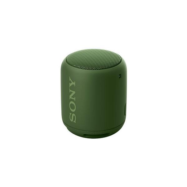 SRS-XB10-G ソニー 防水 ワイヤレスポータブルスピーカー (グリーン)