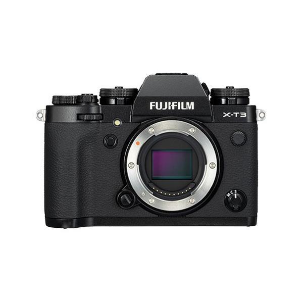 【新品・】富士フイルム(FUJIFILM) FUJIFILM X-T3 ボディ [ブラック]