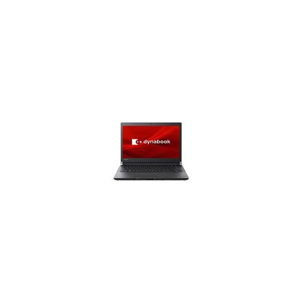TOSHIBA P1R3JPEB ノートパソコン dynabook (ダイナブック) グラファイトブラック [13.3型 /intel Celeron /SSD:256GB /メモリ:4GB /2019年1月モデル]の画像