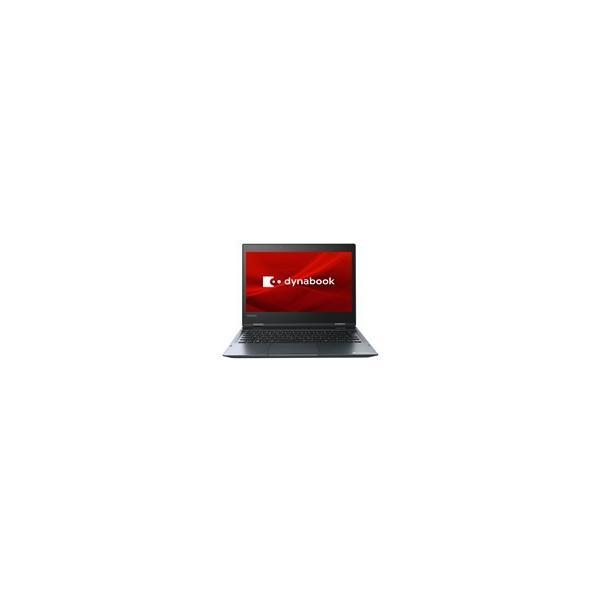 TOSHIBA P1V7JPBL ノートパソコン dynabook (ダイナブック) オニキスブルー [12.5型 /intel Core i5 /SSD:256GB /メモリ:8GB /2019年1月モデル]の画像