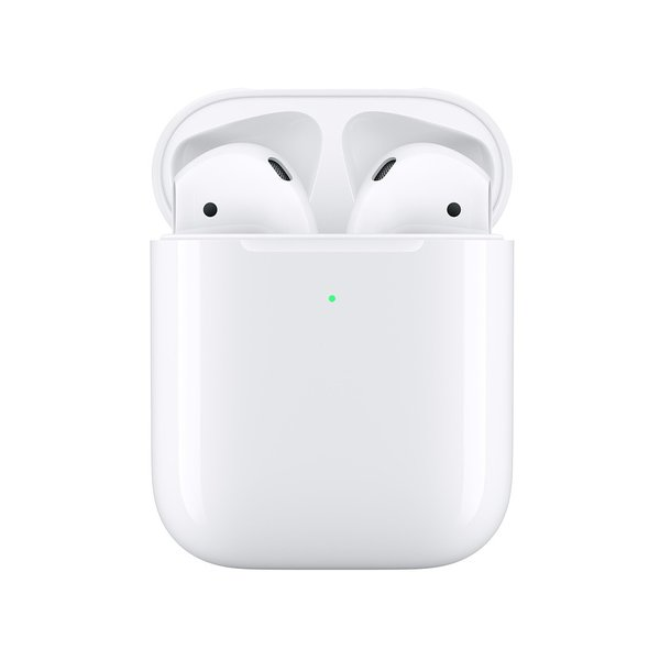 AirPods with Wireless Charging Case MRXJ2J/Aの画像