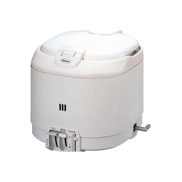 パロマ ガス炊飯器 PR-200J 12A13A ホワイトの画像