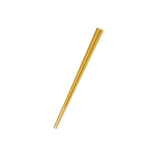EBM-0972300 PET 箸 H51 21cm からし (EBM0972300)