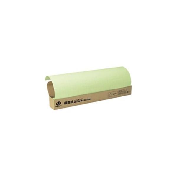 ds-1301300 ジョインテックス 方眼模造紙プルタイプ50枚グリーンP152J-G6 (ds1301300)