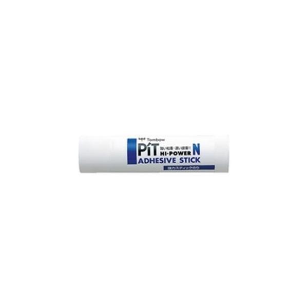 ds-1740503 (業務用10セット) トンボ鉛筆 のり ピットハイパワー PT-NP 22g 20個 (ds1740503)
