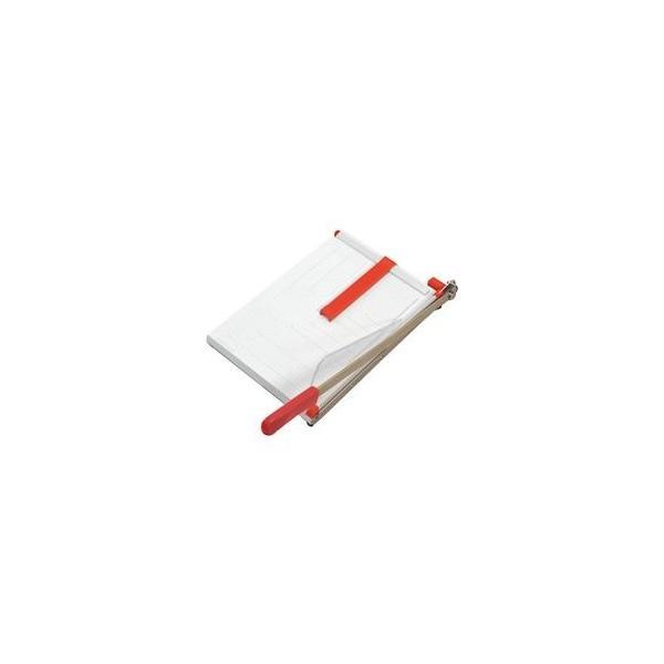 ds-1671917 国産 ペーパーカッター/裁断機 【A3対応】 自動紙押装置 日本製 (ds1671917)
