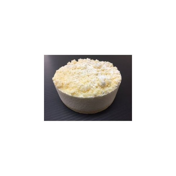 ds-2037810 ふんわりレアチーズケーキ/業務用ケーキ 【4号】 直径約12cm 日本製 〔スイーツ デザート お取り寄せ〕【代引不可】 (ds2037810)