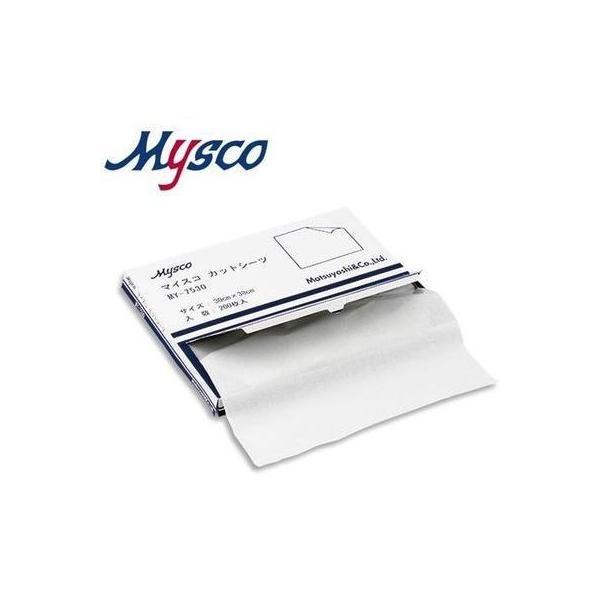 24-3305-00 マイスコ カットシーツ サイズ:38×30cm 入数:200枚 (24330500)