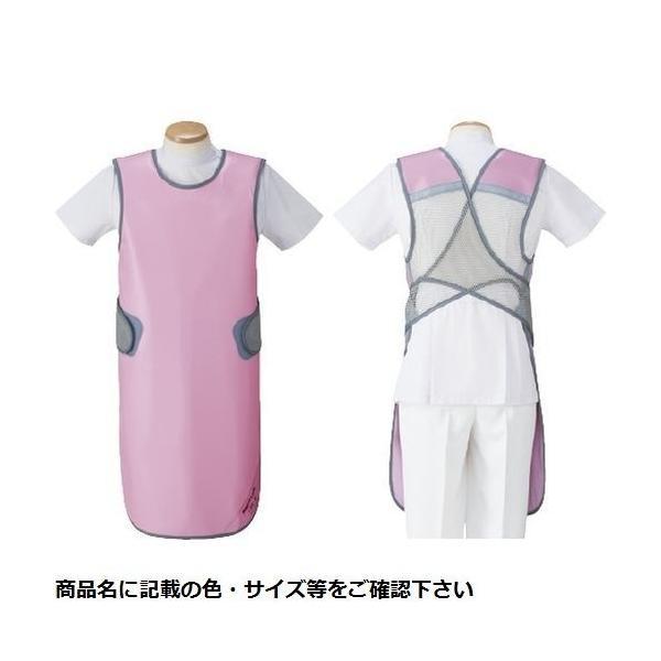【納期目安:1週間】マエダ CMD-0012050201 防護衣 シンプラークール SMA-25S(ソフライト) ピンク【医療機関のみ注文可】 (CMD0012050201)