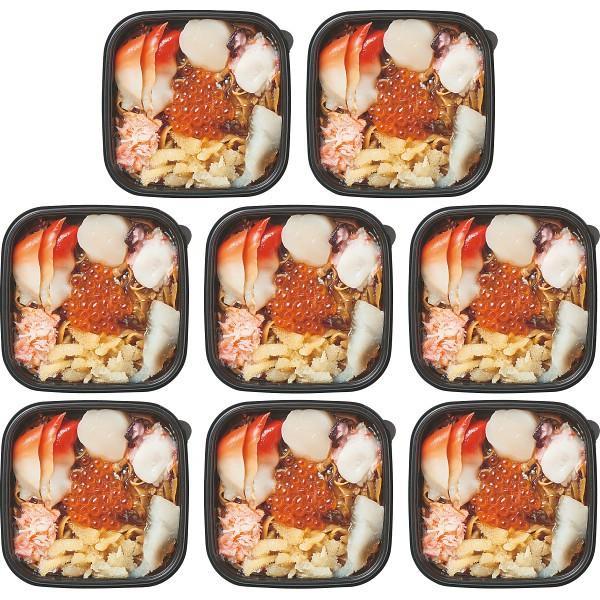 2458510001211 7種の具材を使った海鮮松前漬(8食)